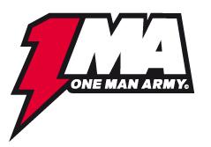 one-man-army-logo